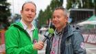 Giro d'Italia 2013 - Stefano Bertolotti si racconta durante la 16ª tappa da Valloire a Ivrea