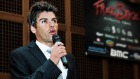 Lo speaker ufficiale del Giro d'Italia alla FreeBike Night