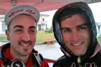 Paolo Mei e Massimo Nicoletti