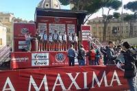 AG2R La Mondiale presente a Roma Maxima 2014