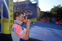 Lavorando alla Tirreno-Adriatico 2014