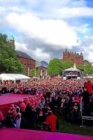 Tutti riuniti a Belfast