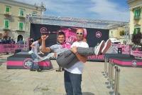 Presente a Giovinazzo, Puglia, con Dj Marco Cavallo