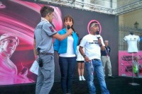 La Madrina del Giro, Chiara Francini