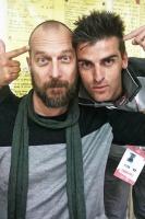 Con Zoran Filicic, speaker Sky Moto2 e Moto3